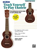 Alfred's Teach Yourself to Play Ukulele