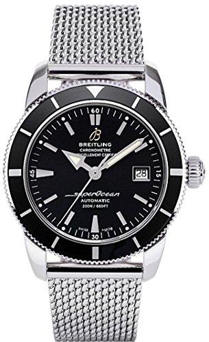 Breitling Superocean Patrimonio de Reloj automático de los Hombres–a1732124-ba61–154A