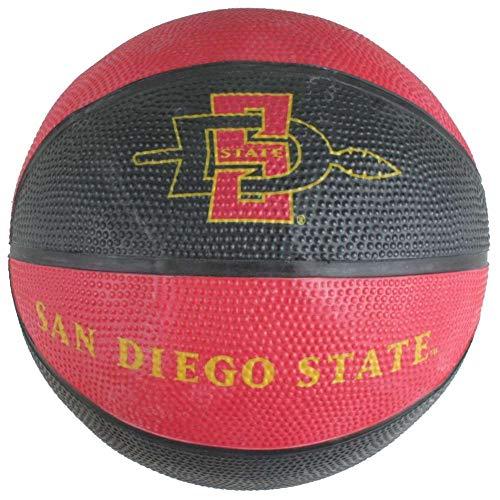 San Diego State Aztecs Mini Rubber Basketball