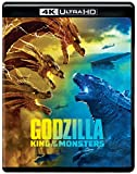 Godzilla: King of the Monsters (4K Ultra HD + Blu-ray + Digital) (4K Ultra HD)