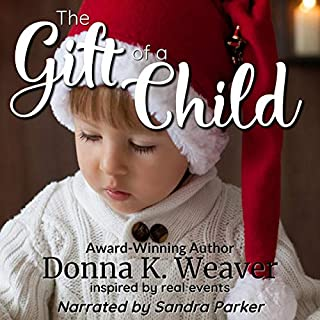 The Gift of a Child audiobook cover art