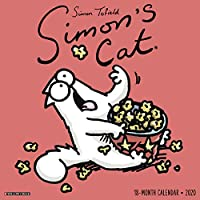 Simon's Cat 2020 Calendar