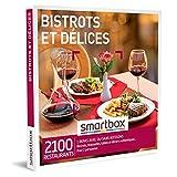 SMARTBOX - Coffret Cadeau Homme, Femme ou Couple - Idée cadeau original : Repas pour deux dans les meilleures brasseries