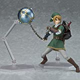 MIAOGOU Juguetes de Zelda Figuras de Anime de acción Zelda Skyward Sword Link Juguetes Modelo muñeca Figura Zelda Twilight Princess Brinquedos Coleccionable Figma Regalo