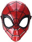Máscara Heroica Electrónica Spiderman Infantil