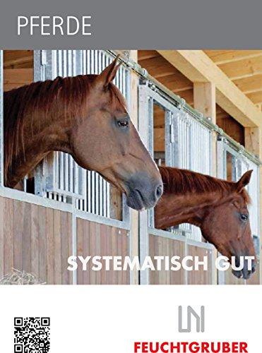 Feuchtgruber Pferdekatalog als PDF-Datei, Pferdepreisliste, Preisliste, Katalog für Pferdestall, Pferde