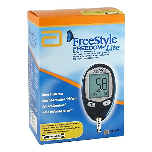 FREESTYLE Freedom Lite Set mmol/L o.Codieren, 1 St