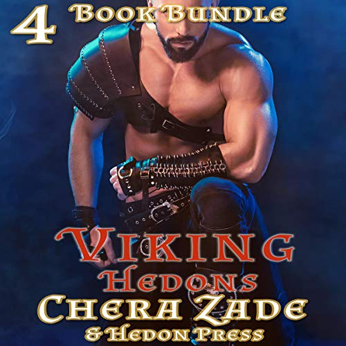 Viking Hedons 4 Book Bundle  By  cover art