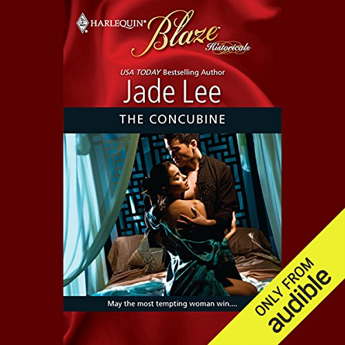 The Concubine audiobook cover art