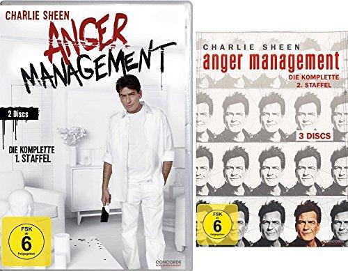 Anger Management - Staffel 1+2 (5 DVDs)