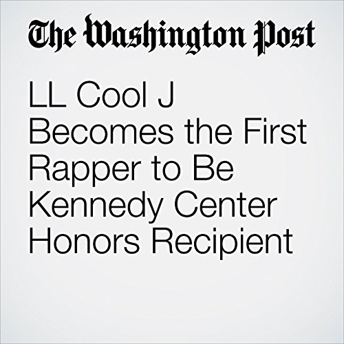 LL Cool J Becomes the First Rapper to Be Kennedy Center Honors Recipient copertina