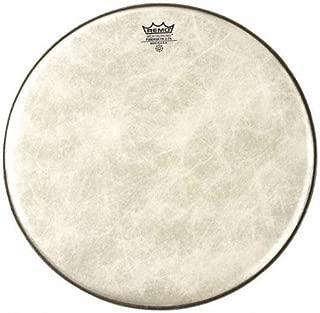 Remo EE1524F1 Fiberskyn 3 Concert Bass Drum Head, 24-Inch, F1