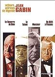 Coffret Jean Gabin 4 DVD - Vol. 3 : Le Tonnerre de dieu / Le Tatoué / Monsieur / Du...