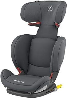 Maxi Cosi RodiFix AirProtect AP Kindersitz Gruppe 2/3, ISOFIX-Sitzerhöhung, optimaler Seitenaufprallschutz, 3,5 - 12 Jahre, 15 - 36 kg, grau Authentic Graphite