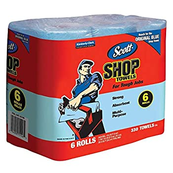 KIMBERLY CLARK CORP 75180 6-Pack Original Show Towels ROLL