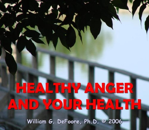 Healthy Anger & Your Health  By  cover art