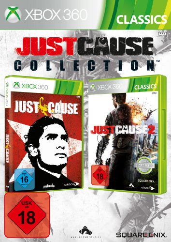 Just Cause Collection - [Xbox 360]
