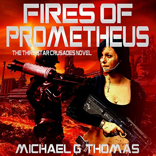 Fires of Prometheus audiobook cover art