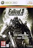 Fallout 3 Game Add On 2 Broken Steel [Importación italiana]
