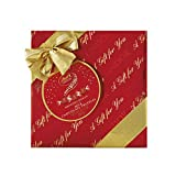 Lindor Holiday Milk Chocolate Truffles, Wrapped Gift Box, Great for Holiday Gifting, 10.1 Ounce