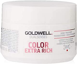 Goldwell Dualsenses Color Extra Rich 60 seconds Treatment Pflegekur, 200 ml