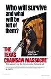 The Texas Chainsaw Massacre Movie Poster (27,94 x 43,18 cm)