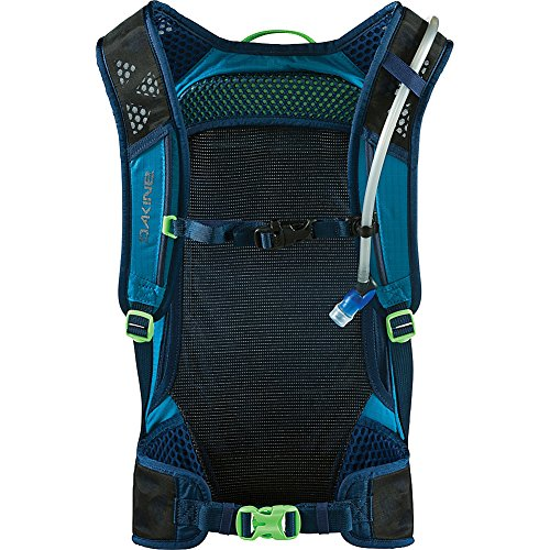 Dakine Drafter 10L Black Nylon Backpack (Nylon, Black, Uniform, 400 D, Unisex, Front Pocket)