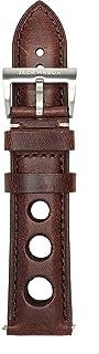 Jack Mason Racing Leather Watch Watch Band | Brown