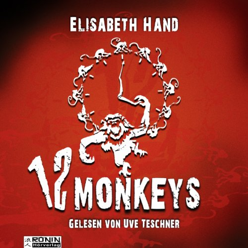 12 Monkeys cover art