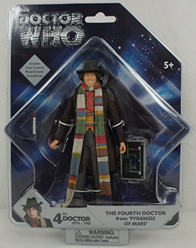 Doctor Who 4th Doctor - Pyramid of Mars