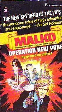 Operation New York (Malko, #2)