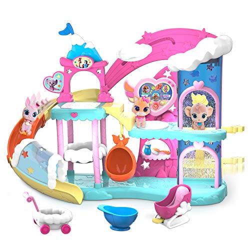 Disney Jr T.O.T.S. Nursery Headquarters Playset & Bonus Figures - Amazon Exclusive