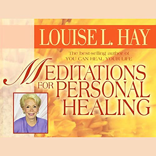 Meditations for Personal Healing audiobook cover art