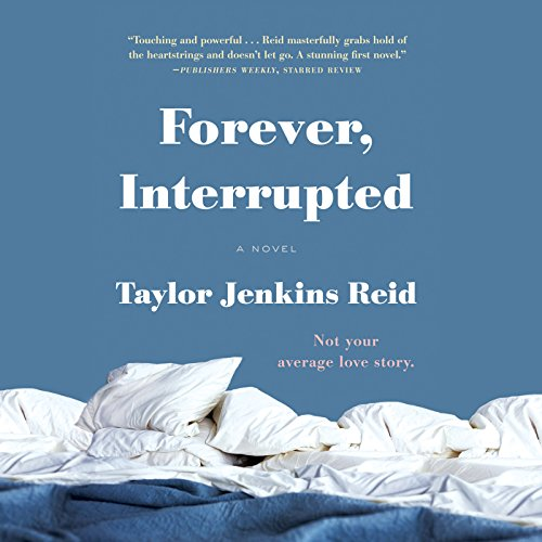 Forever, Interrupted audiobook cover art