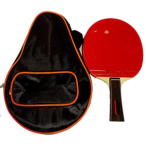Amazing Deal Teerwere Ping Pong Paddle One Complete All-Inclusive Racket Racket Finished Table Tenni...