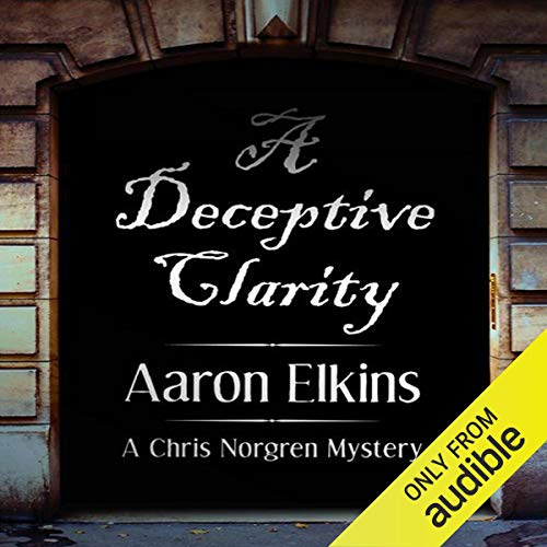 A Deceptive Clarity audiobook cover art
