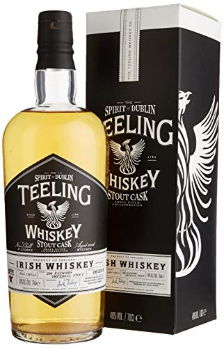 Teeling Whiskey Stout Cask Irish (1 x 0.7 l)