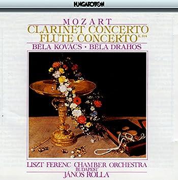 Mozart: Clarinet Concerto / Flute Concerto No. 2