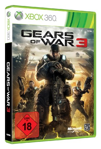 Gears of War 3 (uncut)