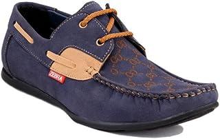 Zebra Men's CasualLeather Shoe