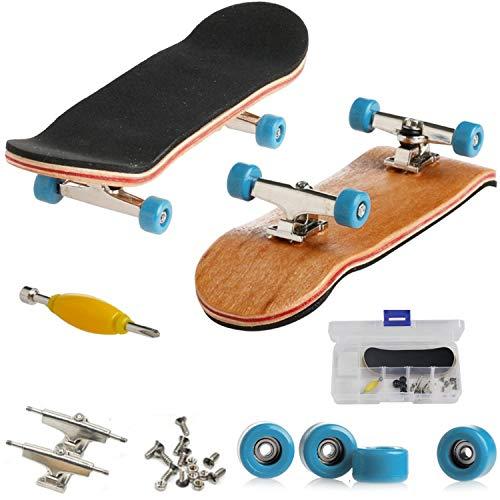 Mini Tastiera, Skateboard Professionale a Dito per Il Ponte Tecnico Giocattolo di imbarco del...