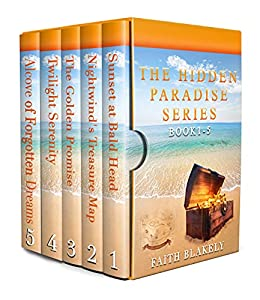 Sunset At Bald Head: The Complete Series: The Hidden Paradise Series