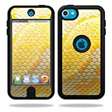 MightySkins Skin Compatible with OtterBox Defender iPod Touch 5G Case wrap Cover Sticker Skins Albino Python