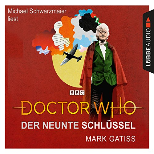 Der neunte Schlüssel audiobook cover art
