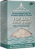 ecoideas himalayan bath salt box, 500g