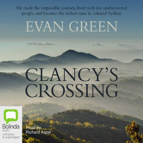 Clancy's Crossing cover art