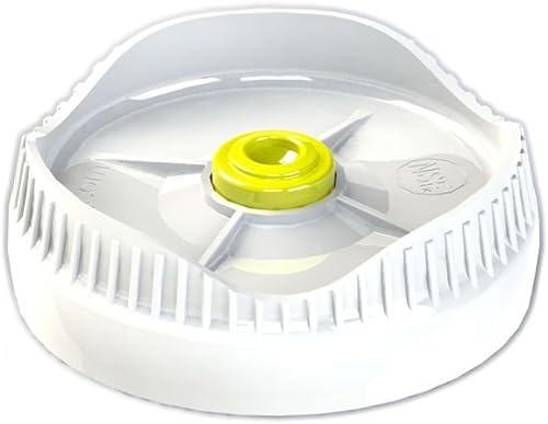 new arrival FIFO online PPC1220-6 Portion Pal Medium Dispensing wholesale Cap - 6 / BG online sale