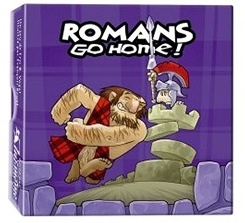 Romans Go home - Asmodee