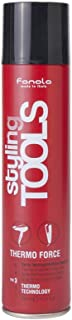 Fanola Styling Tools Thermo Force Thermal Protective Fixing Spray – värmeskydd toalettspray, 300 ml