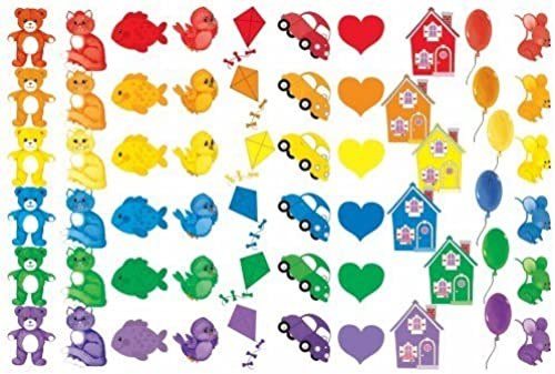 barato Color Bears & More Stories - Pre-Cut early early early learning fingerplay set by Little Folk Visuals  mejor calidad mejor precio